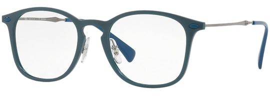 Ray-Ban Square Style Unisex RX8954 8030 Demo Customisable Lens Eyeglasses