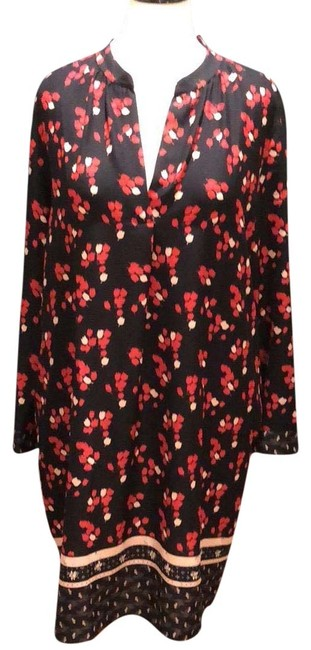 Preload https://img-static.tradesy.com/item/24134528/ann-taylor-loft-navy-blue-with-red-and-pink-flower-print-140923-mid-length-night-out-dress-size-16-x-0-1-650-650.jpg