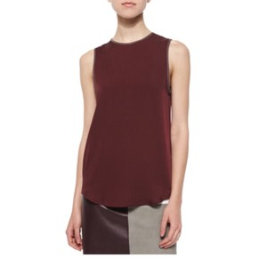 Theory Top maroon
