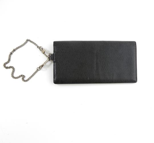 Louis Vuitton Taiga Leather Accordion Chain Wallet Image 1