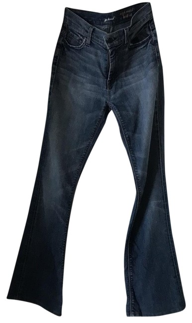 Preload https://img-static.tradesy.com/item/24135016/7-for-all-mankind-blue-denim-distressed-high-waist-boot-cut-jeans-size-4-s-27-0-1-650-650.jpg