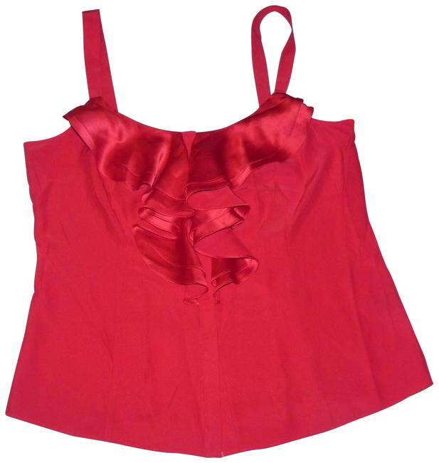 Preload https://img-static.tradesy.com/item/24135240/lafayette-148-new-york-red-rouge-silk-blouse-size-10-m-0-1-650-650.jpg