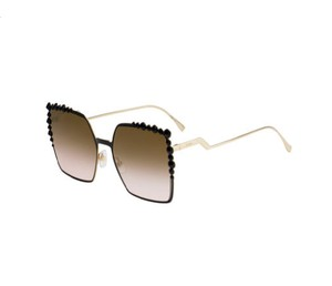 bf3639410f385 Fendi Black Sunglasses - Up to 70% off at Tradesy (Page 9)