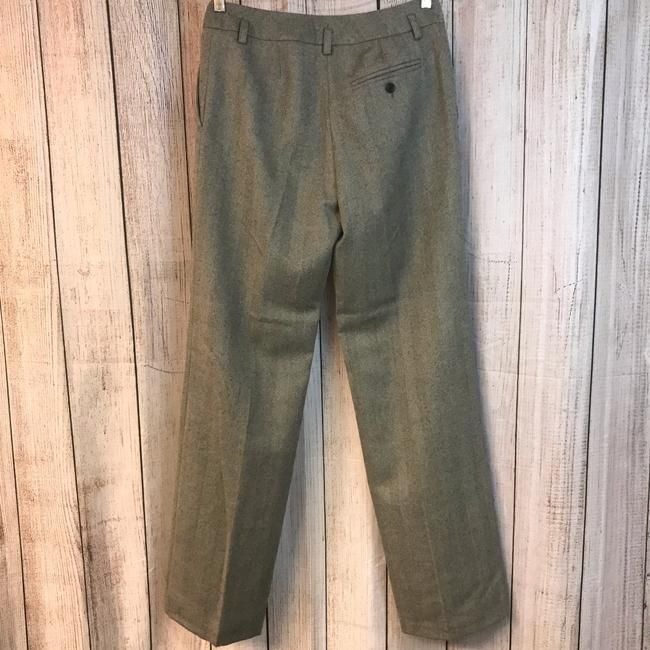 French Connection Straight Pants Gray