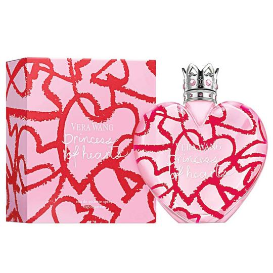 Vera Wang VERA WANG PRINCESS OF HEARTS -EDT-1.7 OZ-50 ML-USA