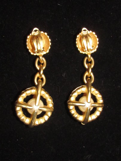 Givenchy Givenchy earrings/designer jewelry
