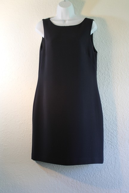 Casual Corner Sheath Sleeveless Dryclean Only Dress