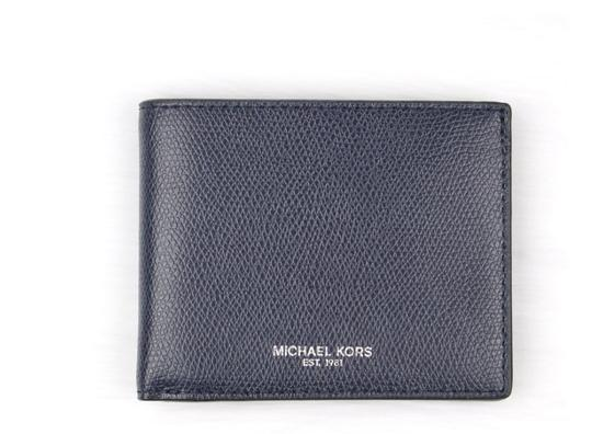 Preload https://img-static.tradesy.com/item/24136056/michael-kors-blue-men-s-warren-jet-set-leather-billfold-gift-box-wallet-0-0-540-540.jpg