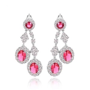 ME-Boutiques Private Label Collection Swarovski Crystals The Gregor Earrings S3