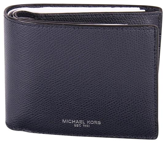 Preload https://img-static.tradesy.com/item/24136152/michael-kors-blue-men-s-warren-jet-set-billfold-passcase-gift-box-wallet-0-1-540-540.jpg