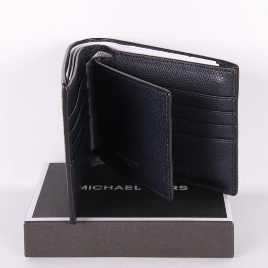 Michael Kors MICHAEL KORS MEN'S Warren JET SET BILLFOLD passcase WALLET Gift Box