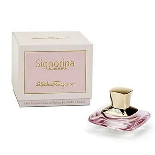 Preload https://img-static.tradesy.com/item/24136155/salvatore-ferragamo-signorina-ferragamo-edp-07-oz-20-ml-italy-fragrance-0-2-540-540.jpg