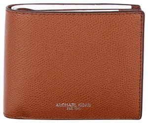 Michael Kors MICHAEL KORS MEN'S Warren JET SET passcase BILLFOLD WALLET Gift Box