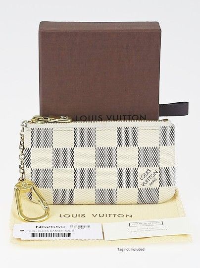 Louis Vuitton Pochette Cles Key and Change Holder