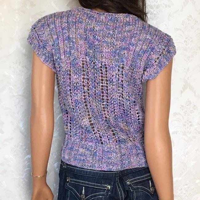 Givenchy Top Lavender Blue