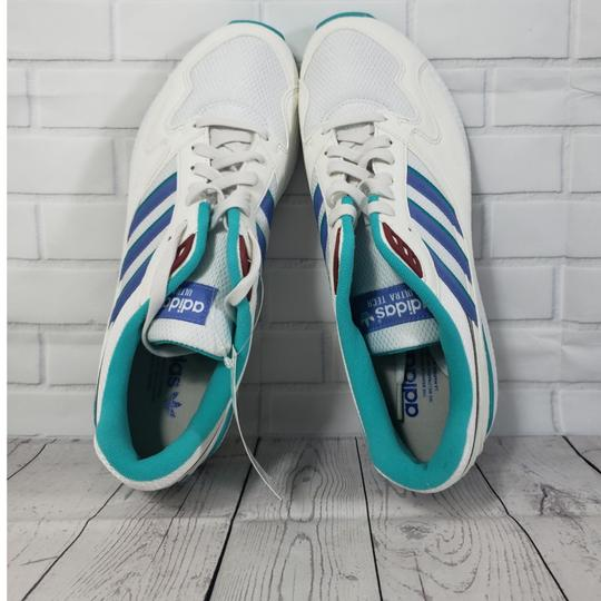 adidas Crystal White / Real Lilac / Core Black Athletic