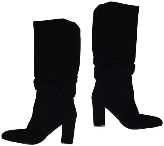 Preload https://img-static.tradesy.com/item/24136455/steve-madden-black-suede-bootsbooties-size-us-8-regular-m-b-0-1-540-540.jpg