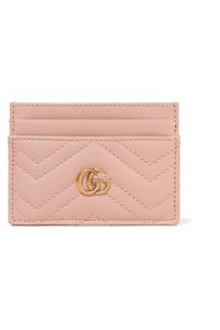 Gucci Brand New - GG Marmont Quilted Leather Cardholder