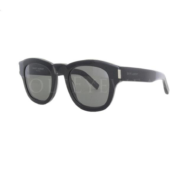 Saint Laurent Black Bold 2 002 Sunglasses Image 1