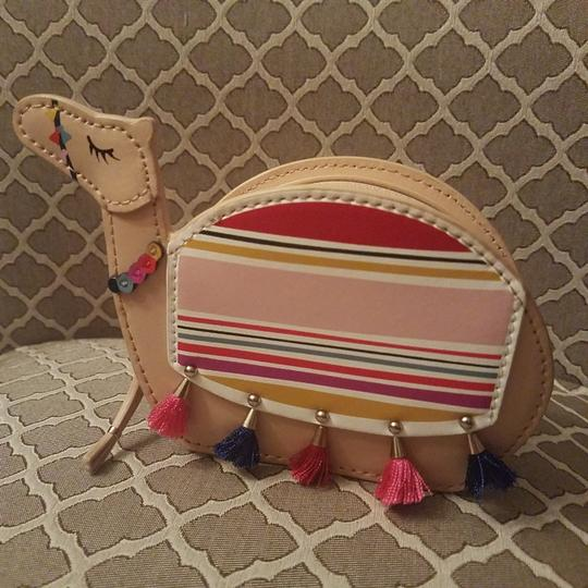 Kate Spade Spice Things Up Camel Coin Purse