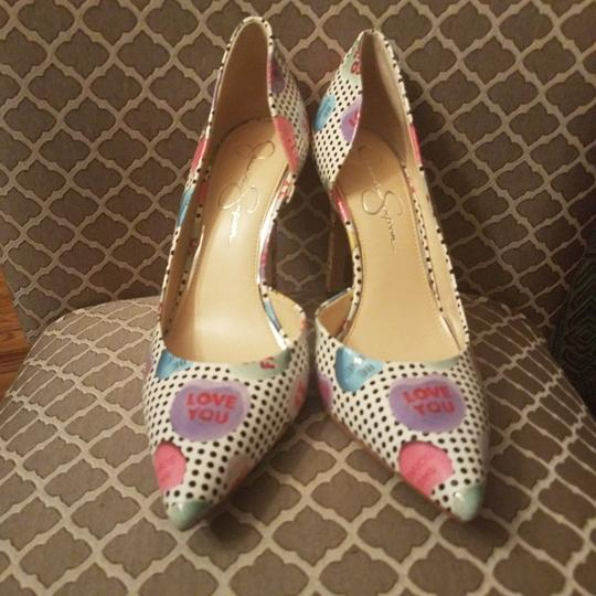 Preload https://img-static.tradesy.com/item/24136834/jessica-simpson-claudette-pastel-multi-be-mine-conversation-hearts-pumps-size-us-9-regular-m-b-0-0-540-540.jpg