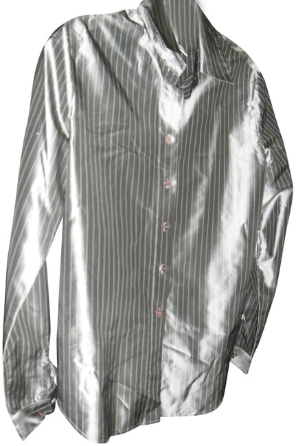 Preload https://img-static.tradesy.com/item/24136841/jones-new-york-gray-white-pure-stripes-button-down-top-size-4-s-0-1-650-650.jpg