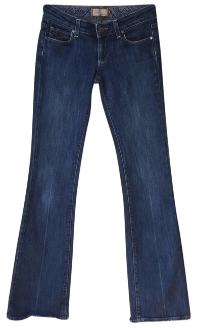 Preload https://img-static.tradesy.com/item/24136875/paige-blue-laurel-canyon-boot-cut-jeans-size-0-xs-25-0-1-650-650.jpg