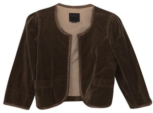 Anthropologie Brown Blazer