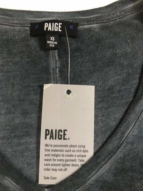 Paige T Shirt dark blue