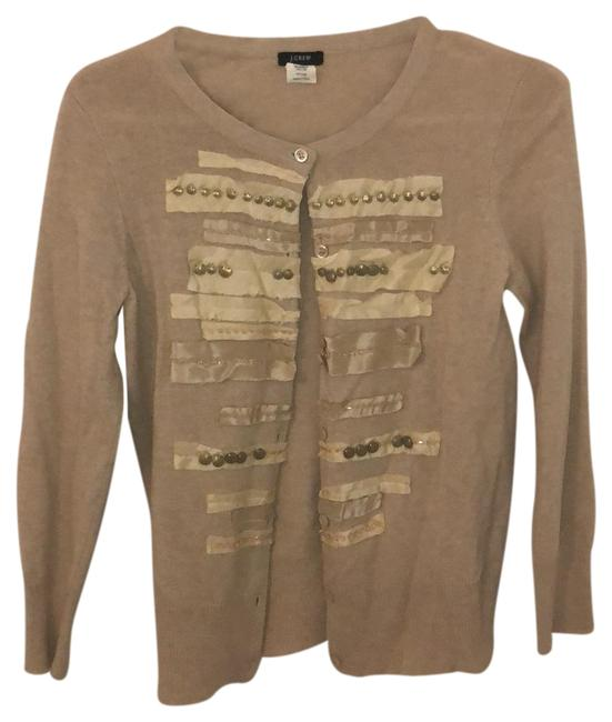 Preload https://img-static.tradesy.com/item/24136917/jcrew-cardigan-beige-sweater-0-1-650-650.jpg