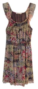 Old Navy short dress Floral Multi on Tradesy