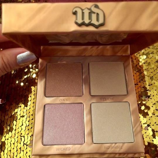 Urban Decay Urban Decay Limited Edition AfterGlow Highlighter Palette