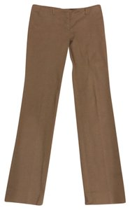 Prada Straight Pants tan