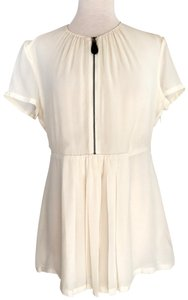 Burberry Brit Top natural white