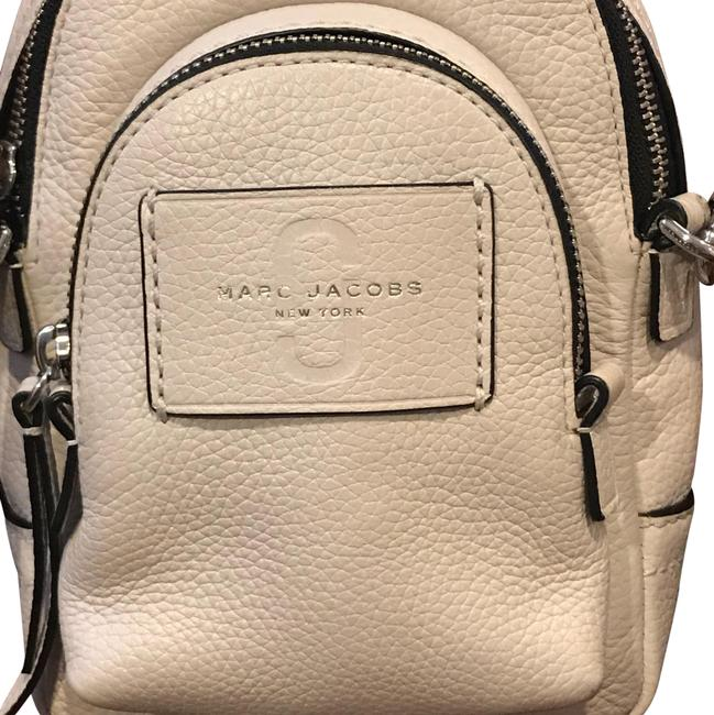Item - Double Pack Mini Taupe Leather Backpack