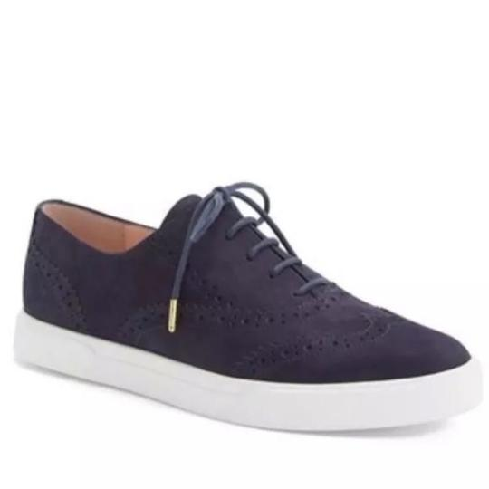 Preload https://img-static.tradesy.com/item/24137217/kate-spade-blue-catlyn-suede-oxford-sneakers-flats-size-us-7-regular-m-b-0-0-540-540.jpg