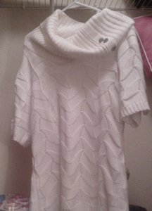 Worthington Jcpenney Cream Off White Sweater