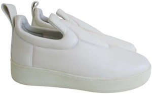 Céline Optic White Leather Athletic