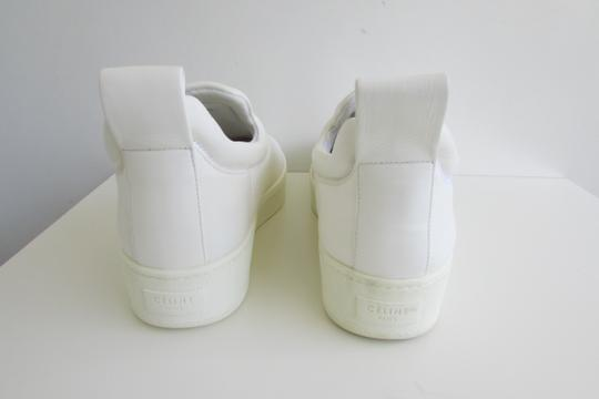 Céline Optic White Leather Athletic Image 1