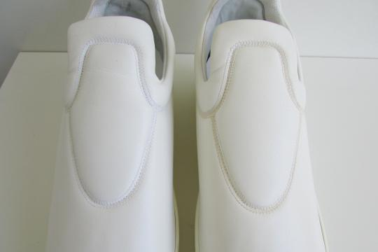 Céline Optic White Leather Athletic Image 11