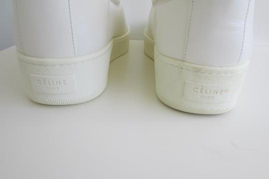 Céline Optic White Leather Athletic Image 2