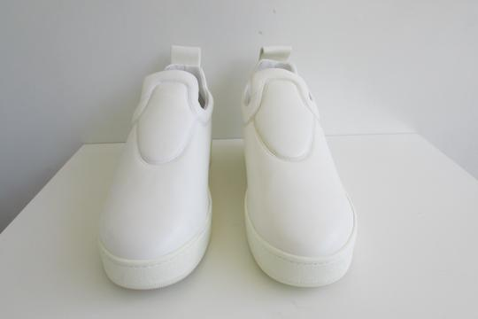 Céline Optic White Leather Athletic Image 4