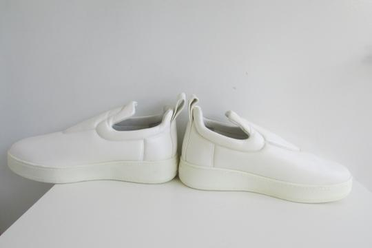 Céline Optic White Leather Athletic Image 5