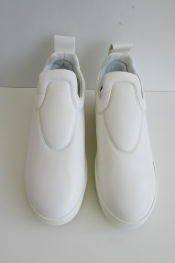 Céline Optic White Leather Athletic Image 7