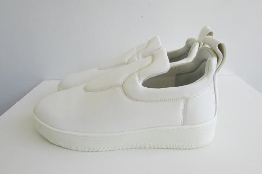 Céline Optic White Leather Athletic Image 8