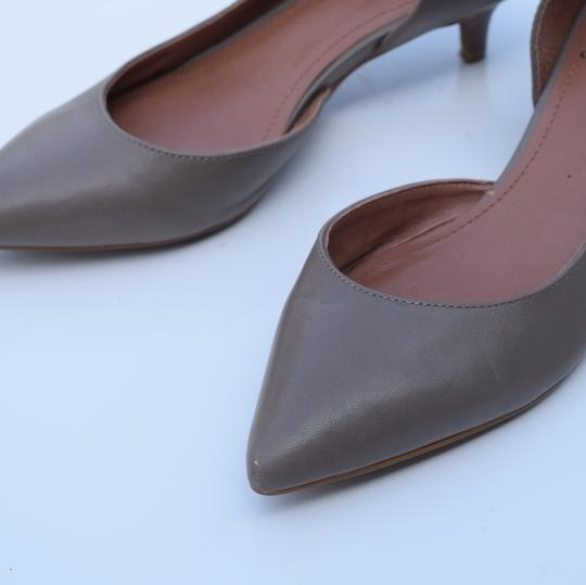 Vince Camuto taupe Pumps Image 5