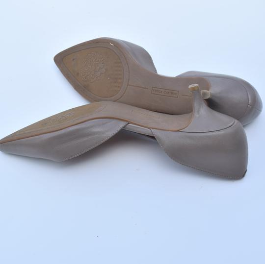 Vince Camuto taupe Pumps Image 6