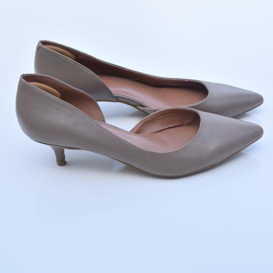 Vince Camuto taupe Pumps Image 9