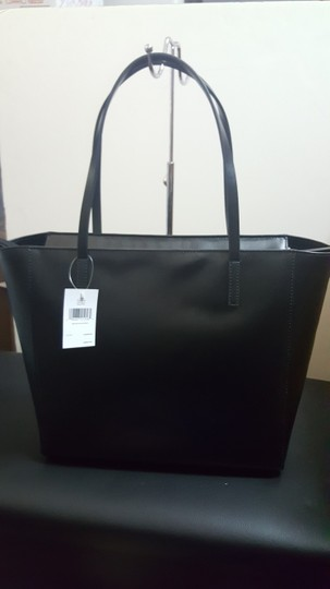 Kate Spade Leather Tote in Black Image 1