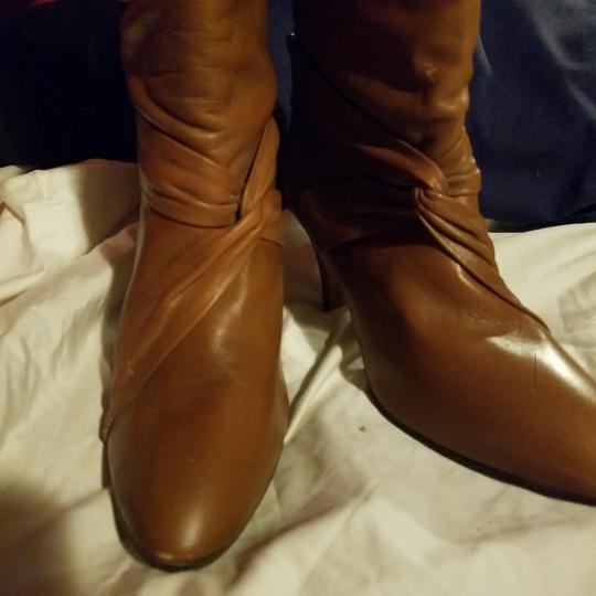 Carriage Court Brown Boots Image 2